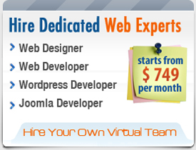 Hire Dedicated Web Experts